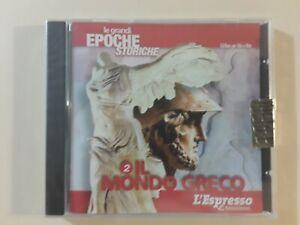 LE GRANDI EPOCHE STORICHE 2 - IL MONDO GRECO   CD ROM