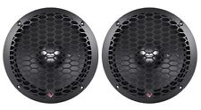 "(2) Rockford Fosgate PPS4-8 8"" 4-Ohm Car Audio MidRange Mid-Bass Speakers"