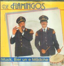 """7"""" Flamingos/Musik Bier Un E Mädche"""