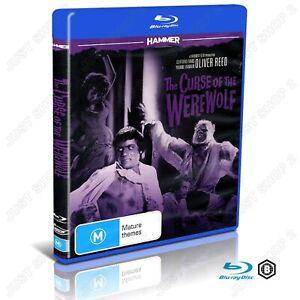 The Curse Of The Werewolf : Original 1961 Horror Film : Brand New Blu-ray (RARE)