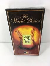 1967 The World Series St. Louis Cardinals Vs Boston Red Sox Vhs