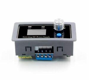 CNC DC DC Buck Boost Converter 4A einstellbar geregeltes Stromversorgungsmodul