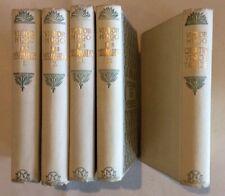 Hugo - Les misérables - editions Nelson 1950 - 4 volumes + 1