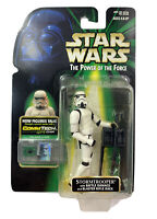 Star Wars The Power Of The Force Stormtrooper Battle Damage Blaster 1999 New