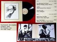 LP Paul Desmond (Sonopresse 2S 068 62553) F 1978