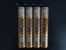 4x Paslode IM350 Gas/Fuel Cell