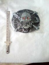 Skull Novelty Metal Buckle