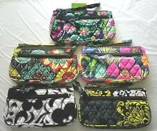 Vera Bradley Women's Wristlet Signature Cotton ( Choose Pattern )  Free Shipping