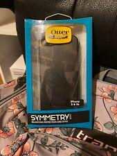 Otter Box IPhone 5&5s Black Symmetry Case NEW