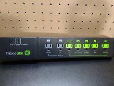 TrickleStar 7 Outlet AV Advanced Power Strip, Energy Saving Fireproof TS1810