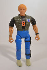 """1986 T.D. TD Jackson 7"""" Coleco Action Figure Rambo Forces of Freedom & Savage"""
