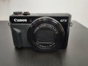 CANON POWERSHOT G7X Mark ii MK2 20.1MP DIGITAL CAMERA