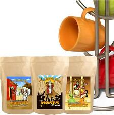 Try Me Chosen Gift Set Moses, Abraham's & Solomon's Gourmet Coffee Sampler
