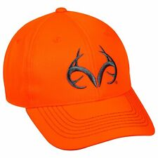 Outdoor Cap Realtree Antler Cap Blaze Orange