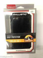 BALLISTIC SG1097-M005 Shell Gel Series Fitted Case for BlackBerry Z10 Retail New
