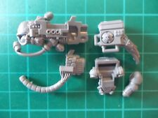 Warhammer 40K - Space Marine Devastator squad Plasma Cannon - 40k bits