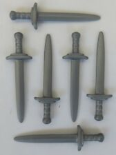 Playmobil  6 x Swords Knights/Pirate/Soldier   Mint condition