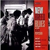 NEW BREED BLUES WITH BLACK POPCORN  KENT  CDKEND 393