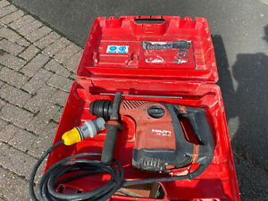 Hilti TE 30-AVR Rotary Hammer Drill SDS Plus 110V  Chisel Action.  2069