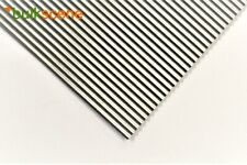 More details for bulkscene models - plain 2.5mm corrugated metal sheeting for o/oo/ho modelling