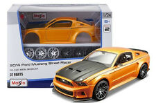 FORD MUSTANG GT 1:24 scale model car KIT diecast die cast models assembly