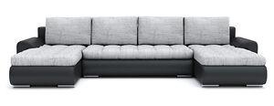 Ecksofa TOKIO III mit Schlaffunktion Couch Sofagarnitur Couchgarnitur Schlafsofa