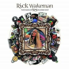 RICK WAKEMAN - THE TWO SIDES OF YES  2 CD NEU