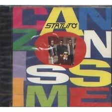 STATUTO - Canzonissima Canzonissime - CD SIGILLATO SEALED