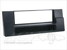 BMW Radio Blende Radioblende 5er E39 X5 (E53) mit Ablagefach - Halterung schwarz