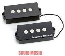 Seymour Duncan SPB-3 Precision P Bass Quarter Pound Bassline Pickup Black
