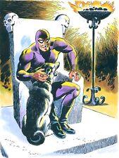 The Phantom, Devil #2 The Ghost Who Walker, Mandrake Sticker or Magnet