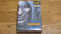WarCraft 3 Expansion Set Frozen Throne PC Game Blizzard Korean Version Sealed