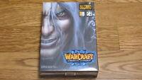 Rare WarCraft 3 Expansion Set Frozen Throne Blizzard Korean Ver PC Windows Game