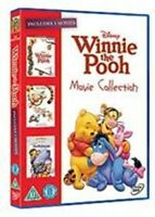 Winnie the Pooh Box Set Movie + Heffalump Movie + Tigger Movie Collection DVD R4
