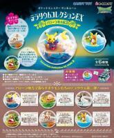 Pokemon Terrarium Collection EX Alola Vol. 2 All 6 Complete Set Pokeball JAPAN