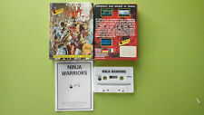 AMSTRAD CPC NINJA WARRIORS