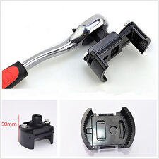 """Professional Car Truck Adjustable 60-80mm Oil Filter Wrench Cup 1/2""""Housing Tool"""