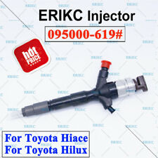 23670-0L010 23670-09060 Diesel Injector 095000-6190 For Denso Toyota Hiace Hilux