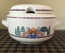 "Villeroy & Boch ""Via Appia"" Tureen And Lid. Excellent Condition"