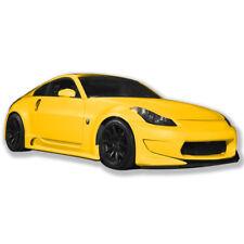 For 350Z z33 03 04 05 06 07 08 AMS GT front bumper Fiberglass body kit AMS-81F