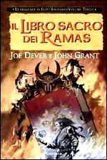 Il libro sacro dei Ramas. Le leggende di Lupo Solitario - Joe Dever e John Grant