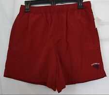 Caribbean Size S Small Red New Mens Swimming Trunks Shorts