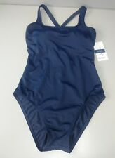 NEW SWIMSUITS FOR ALL CHLORINE RESISTANT 1 PC. SIZE 10 NWT