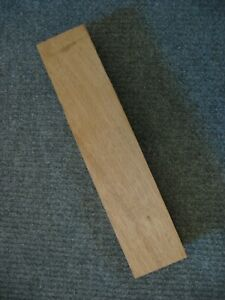 "8/4 Surfaced S&B Sapele Mahogany Hardwood Lumber 1-3/4"" x 2-1/2"" Wide x 12"" Long"