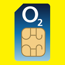 [CHOOSE FROM 38] o2 SIM +VIP Gold Mobile Phone Number Pay As You Go 02 Prepay UK