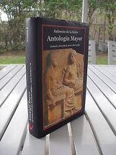 ANTOLOGIA MAYOR BY SALOMON DE LA SELVA 2007 TOMO I