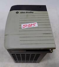 ALLEN BRADLEY AC POWER SUPPLY 1756-PA75 SER. B CAT. REV. A01