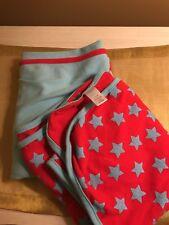 Children's Place Baby Blanket set blue red stars patriotic USA girl boy