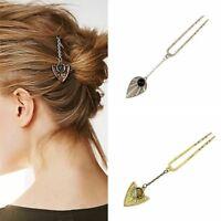 Fashion Women Head Accessories Hair Decor Jewelry Hair Clips Hairpins