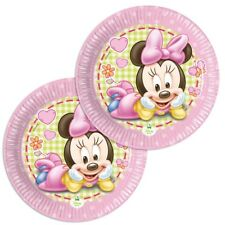 Minnie Baby Partyteller im 8er Pack, 19,5cm
